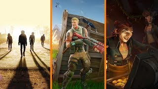 État de decay 2 Microtransaction-Free - Fortnite Blames PlayStation - Sea of Thieves $100K Bananes
