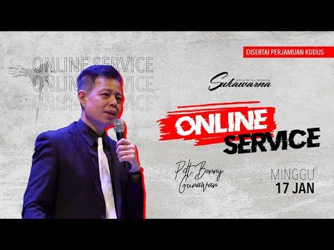 Ibadah Online 17 Januari 2021   Apakah 2021 Akan Lebih Baik?   Pdt. Benny Gunawan