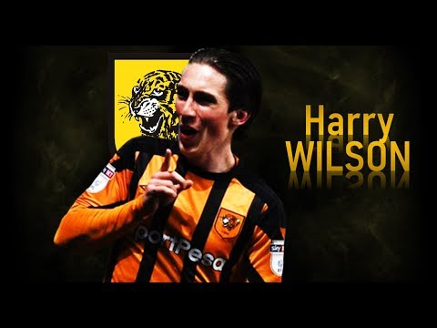 HARRY WILSON | Goals, Skills, Assists | 2017/2018 | HULL CITY