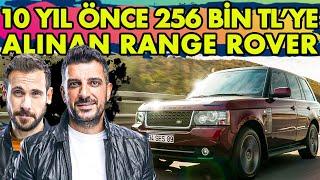 Ümit Erdim'in Range Rover'ı | Fenomenlerin Arabaları