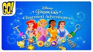 Princess Charmed Adventures Принцессы Заколдованные Приключения Игровой мультфильм на Русском Языке