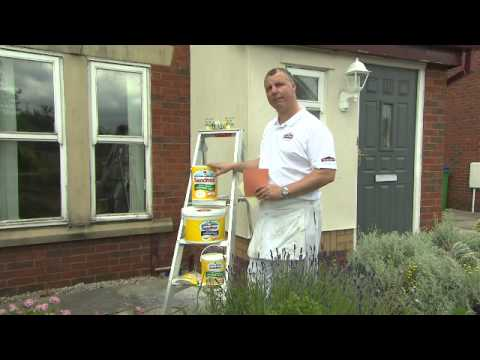 Painting the exterior of your house choosing masonry - Exterior concrete wall paint colors ...