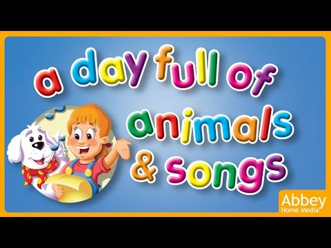 A Day Full Of Animals & Songs