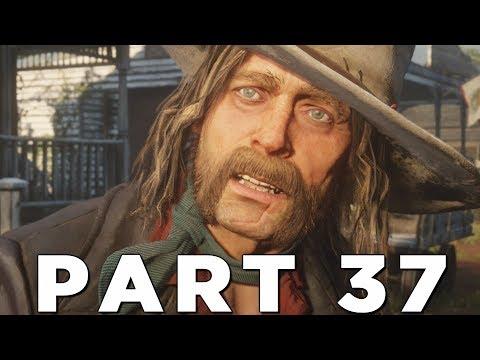 Red Dead Redemption 2 Прохождение Геймплей Часть 37 - ШЕРИФ СЕРЫЙ (RDR2)
