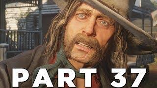 RED DEAD REDEMPTION 2 Walkthrough Gameplay Part 37 - SHERIFF GRAY (RDR2)