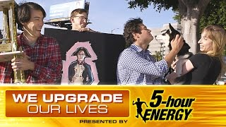 We Upgrade Our Lives (presented by the makers of 5-hour ENERGY)