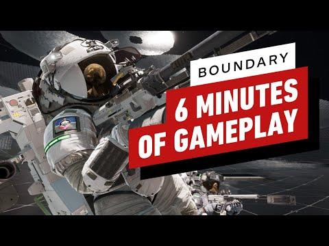Boundary - 6 Minutes of Zero-G Gameplay