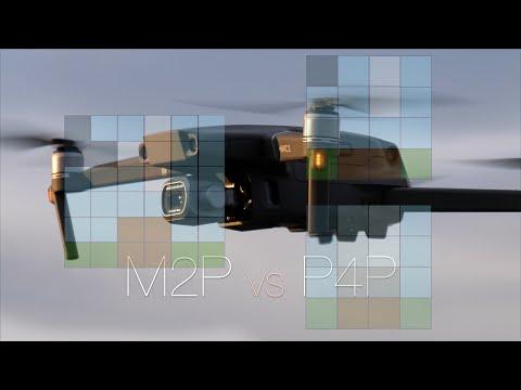 Duel Mavic 2 Pro Contre Phantom 4 Pro, Du Bruit Pour Un Piqué Pas Très Au Net