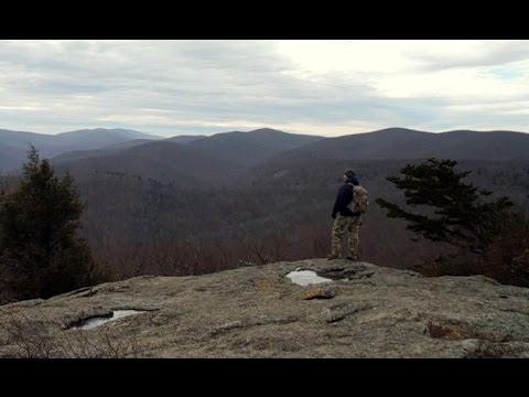 Spy Rock: Appalachian Trail Hiking in Amherst County, Virginia