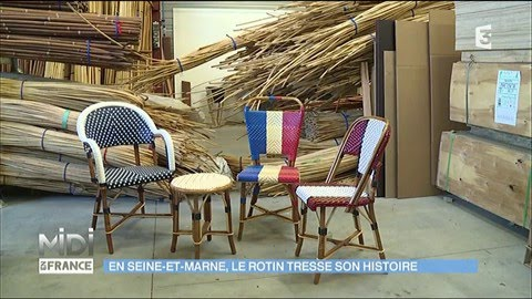 Maison Gatti Mobilier En Rotin Made In France