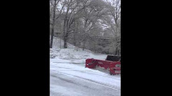 Commercial Snow Removal by SalCorp Landscaping Westwood MA