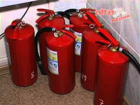 Проверка пожарной безопасности на социальных объектах