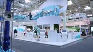 Выставочный стенд iMoscow от Дизайн Досье на международной промышленной выставке Hannover-MESSE(Компания Дизайн Досье разработала архитектурную концепцию эксклюзивного двухэтажного стенда для правите..., 2015-08-28T17:41:01.000Z)