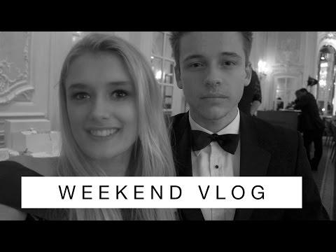A weekend in London   WEDDING DRESS FITTING   Vlog   CharMaslin