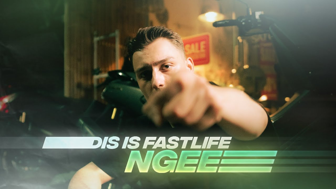 Download NGEE - DIS IS FASTLIFE ( prod. by HEKU )