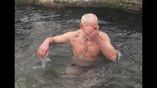 Нижнекамцы отметили Крещение Господне