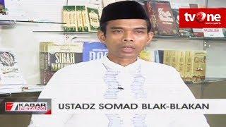 EKSKLUSIF!! Ustadz Abdul Somad Blak-Blakan Soal Capres dan Cawapres