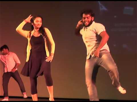 SMVDU Concordance 2k16 Group dance..