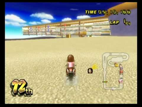 Mario Kart Wii Hacking 101: Coconut Mall VIP Complete Tour
