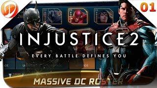 Injustice 2 Android - Conhecendo o Jogo - Dawn of Games