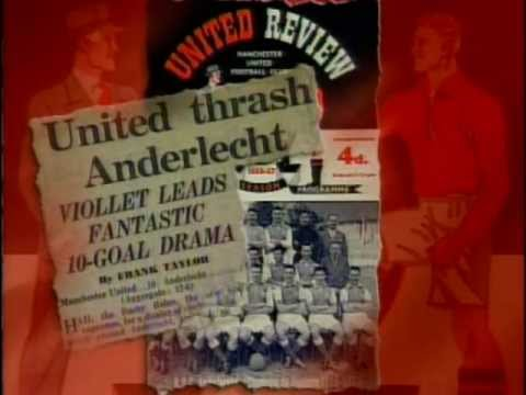 Manchester United History - part one
