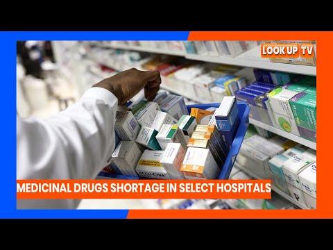 Essential Drugs Shortage in Health Facilities in Nairobi