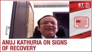 Ashok Leyland COO Ashok Kathuria On Signs of Recovery