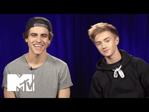 Jack & Jack Ask Each Other The Tough Questions | MTV News