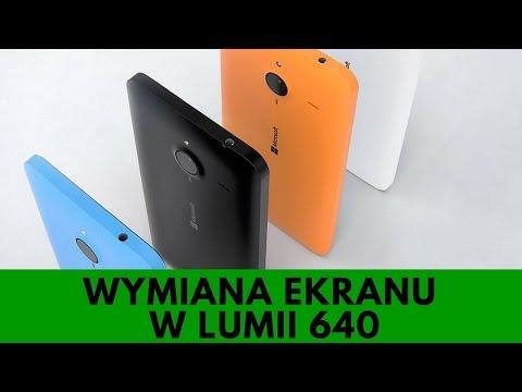 Microsoft Lumia 640 - Wymiana Ekranu w 3 Minuty [PORADNIK]