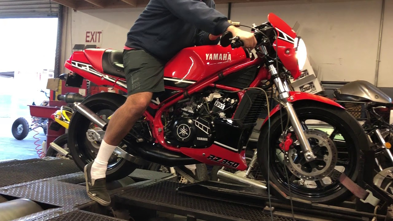RZ350 WICKED RZ392 +5mm Stroker (CLICK ON CC IF YOU WANT TO SEE DYNO  INFORMATION)