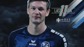Mannschaftspräsentation der SG Flensburg-Handewitt Saison 2016/2017
