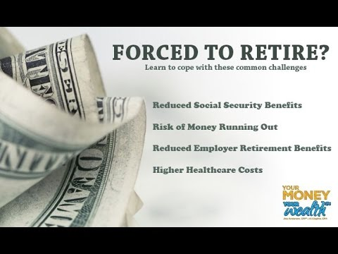 How to Deal with a Forced Retirement - S. 1 Ep. 14