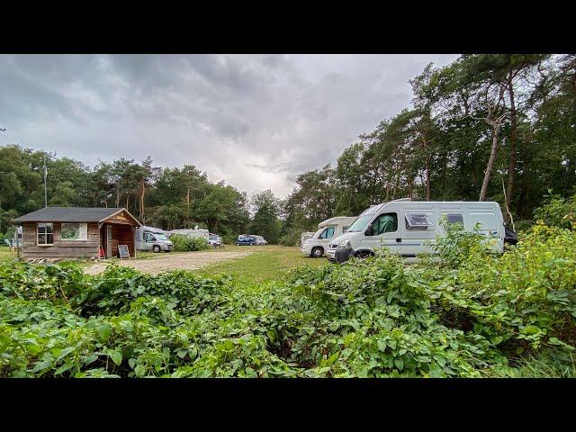Camperpark Dwingelderveld