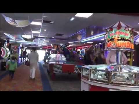 Butlins Skegness | arcade tour | 2015