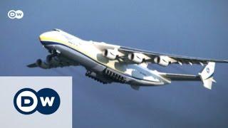 أنتونوف 225 الطائرة العملاقة (الحلقة 1) | صنع في ألمانيا