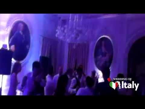 Wedding Dj Italy - Wedding in Villa - Sugar by Robin Schulz