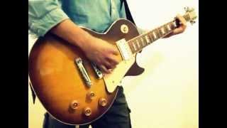 Led Zeppelin - Living Loving Maid (guitar cover)