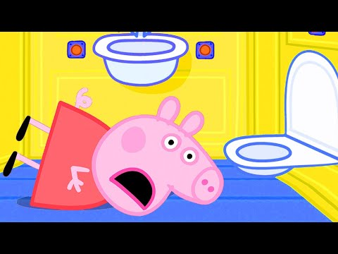 Peppa Pig Official Channel  The Boo Boo Moments  Peppa Pig Special