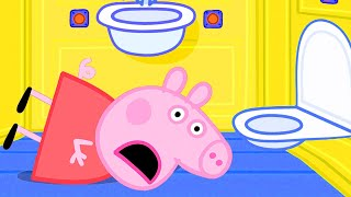 Peppa Pig Official Channel  The Boo Boo Moments - Peppa Pig Special