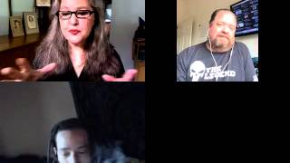 The Real 50 Shades of Grey Q & A with Rev Mel on Blab