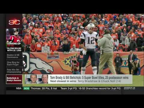 SportsCenter  Michael Holley   Greatest Win in Patriots History   February 6, 2017