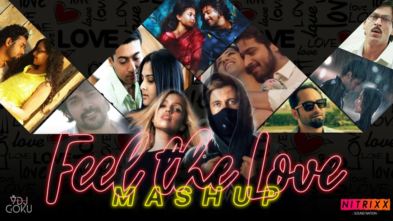 Feel the Love Mashup (Molly x Bolly x Kolly x Holly) - Nitrixx   VDJ Goku