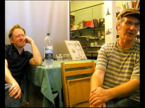 London Perambulator Q&A with John Rogers & Nick Papadimitriou