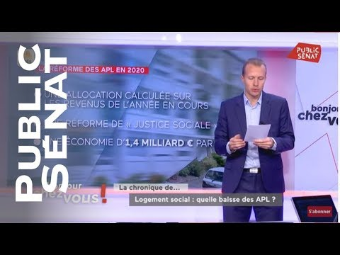 Logement : En 2020, Les APL En Baisse Pour Plus D'1 Million De Français