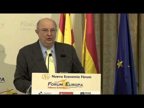 Fórum Europa Tribuna Catalunya amb el Sr. Santiago Fisas.