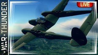 """War Thunder ► """"Strike for Freedom!"""" P38G Lightning"""
