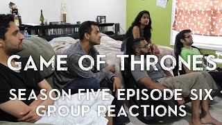 Game of Thrones - The Gift - Group Reaction