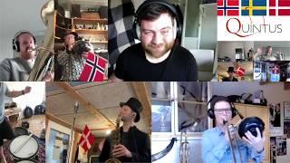 """Quintus  """"Norsken, Svensken og Dansken"""""""