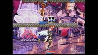 Guilty Gear Dust Strikers Nintendo DS Gameplay -