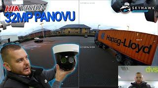 HIKVISION DS-2CD6984G0-IHS(2.8MM) vidéo